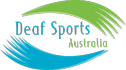 Deaf Sports Australia Logo